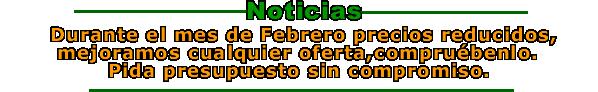 noticias Febrero