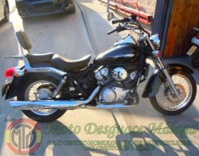 HONDA SHADOW 125 (1)