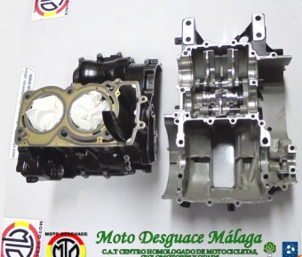 bloque motor bmw f800r 1