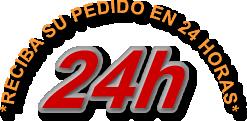 ENVIOS 24 HORAS